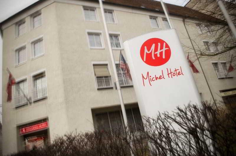 Michel Hotel Landshut in Munich, Germany