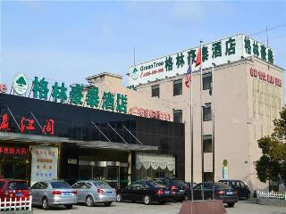 GreenTree Inn Shanghai Chongming Nanmen Express