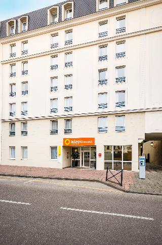 Aparthotel Adagio access Vanves Pte de Versailles