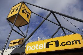 Hotel F1 Saint Denis centre Basilique