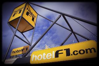 Hotel F1 Plaisir