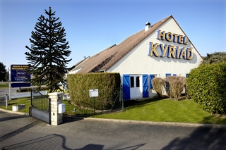 Kyriad Plaisir St Quentin En Yvelynes