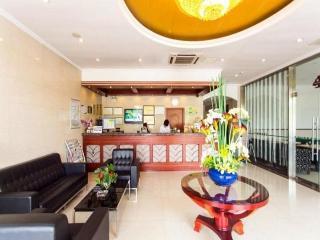 GreenTree Inn Suzhou International Education Zone