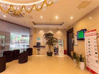 Greentree Inn Suzhou Shimao Canal Hotel