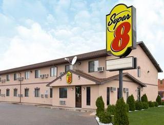 Super 8 by Wyndham Michigan City