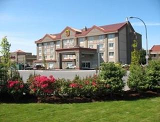 Super 8 Motel - Abbotsford, BC