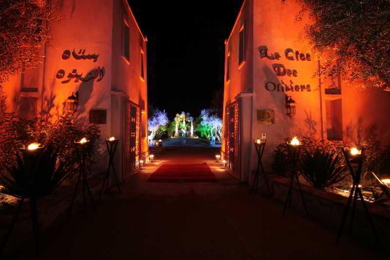 Le Clos Des Oliviers in Marrakech, Morocco