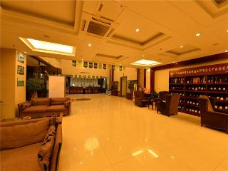 Greentree Inn Penglai Free Harbor Business Hotel