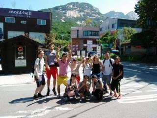 Pencil 5 Hostel in Seoul, South Korea