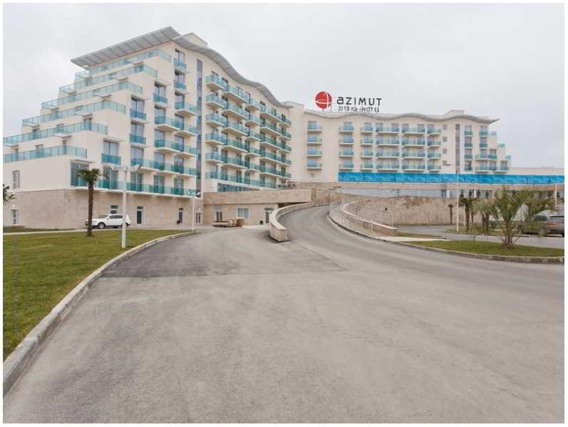 Azimut Hotel Resort & SPA Sochi in Sochi, Russia
