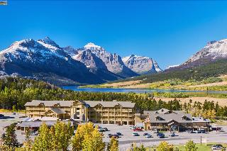 The Resort at Glacier St. Mary's Lodge