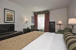 剛巴雷爾市美洲最佳價值套房酒店