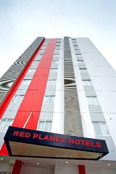 巴領旁紅色星球酒店(前身為巴領旁圖恩酒店)