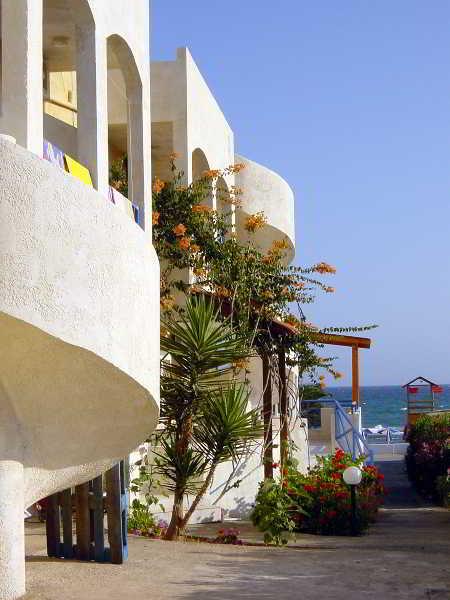 Mikes Beach Apartments & Studios in Crete, Greece