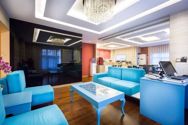Fatih Hotel Corner in Istanbul, Turkey