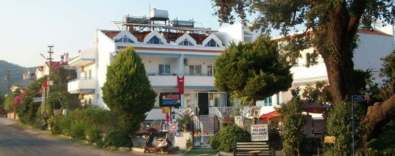 Huner Apartments in Marmaris, Turkey