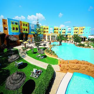 Caribbean World Hammamet Garden