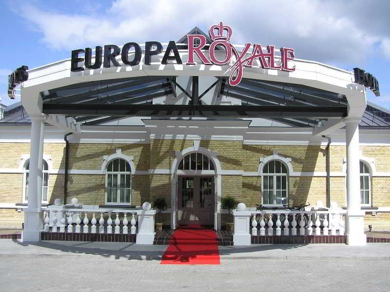 EUROPA ROYALE DRUSKININKAI in Druskininkai, Lithuania