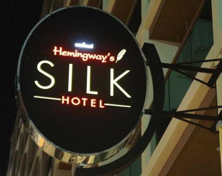 Hemingway's Silk Hotel