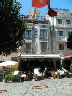 Villa Pasha Hotel in Istanbul, Turkey