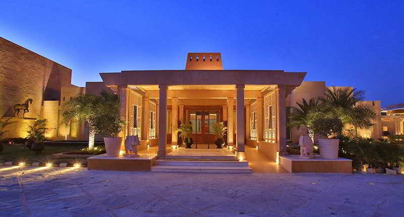 Welcom Hotel in Jodhpur, India