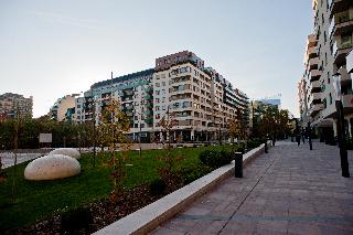 Sun Resort in Budapest, Hungary