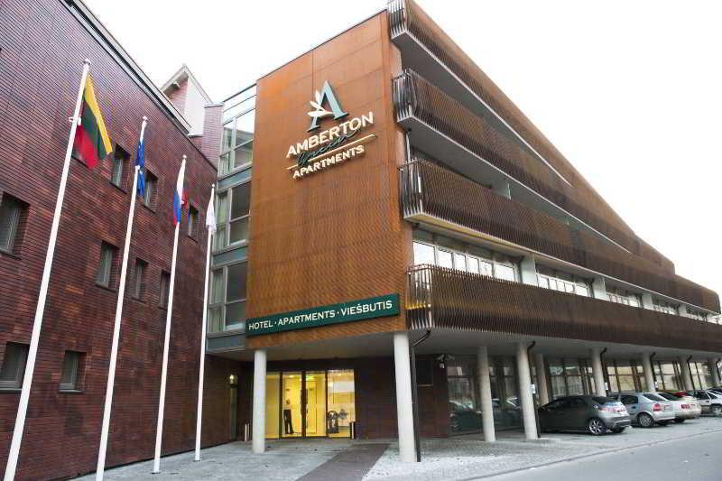 Amberton Green Apartments in Klaipeda, Lithuania