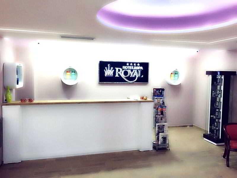 Royal Hotel&Spa Pristina