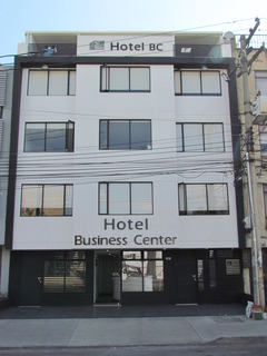 Business Center Hotel
