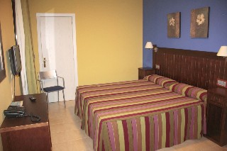 Hotel Rocío Villafranca