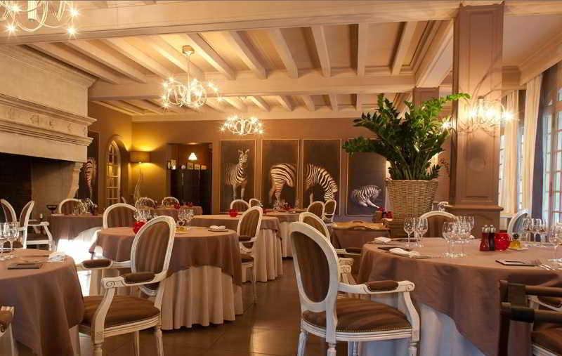 Hotel Le Vallon de Valrugues Spa