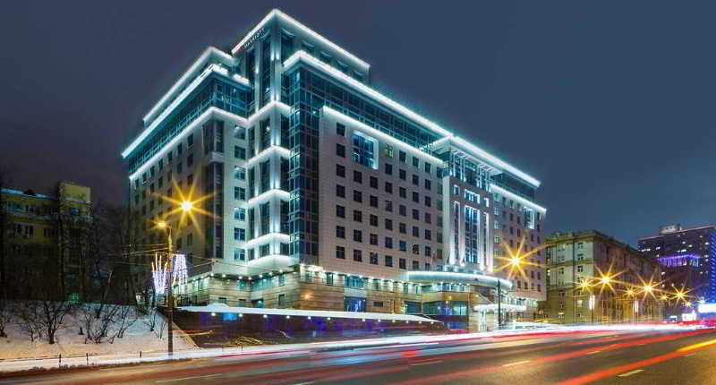 Moscow Marriott Hotel Novy Arbat in Moscow, Russia