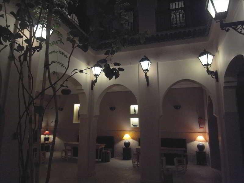 Riad Bazaar Cafe