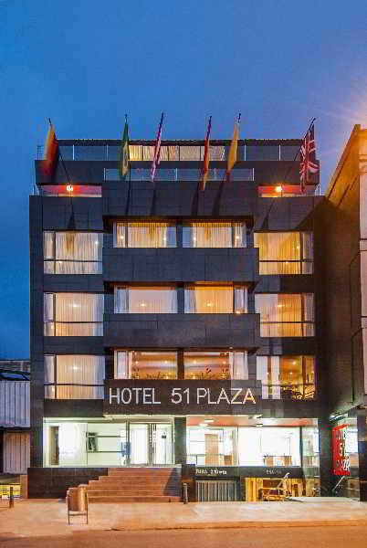 Hotel 51 Plaza Bogota