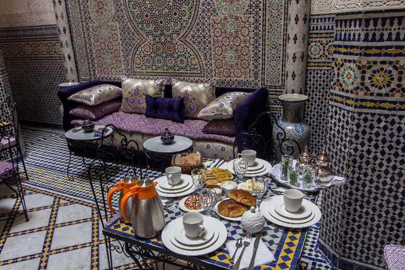 Riad Taryana in Fes, Morocco