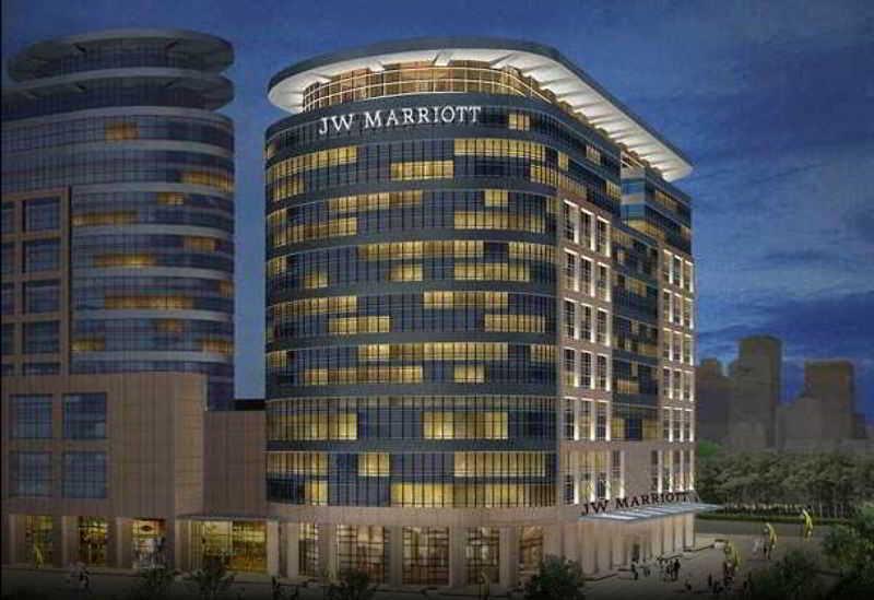 JW Marriott Beijing Central
