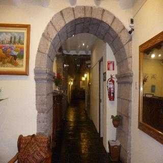 Midori Hotel in Cuzco, Peru