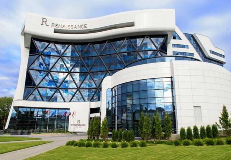 Renaissance Hotel in Minsk, Belarus
