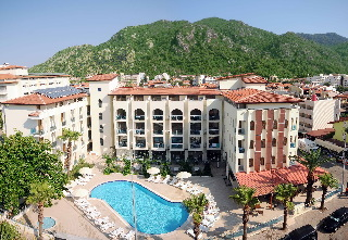 Kent Hotel in Marmaris, Turkey