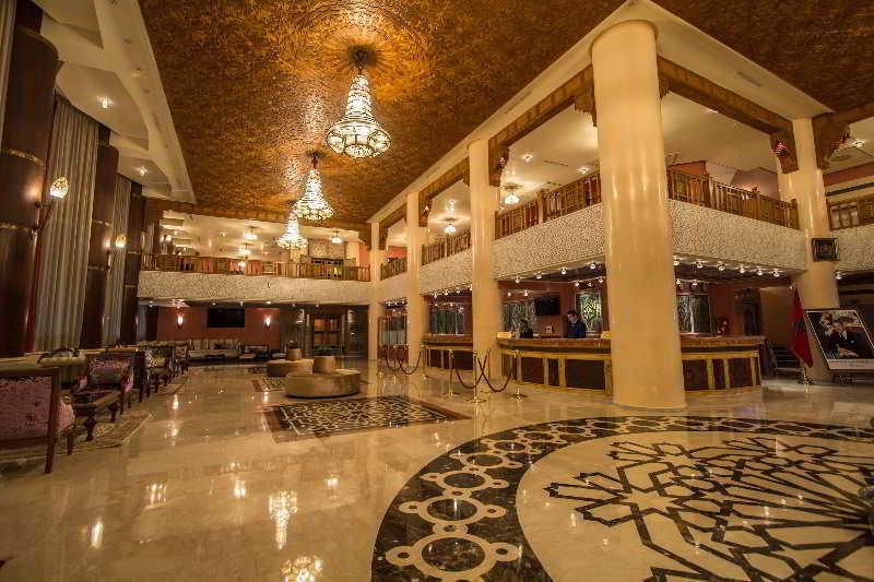 Tafilalet Hotel in Meknes, Morocco