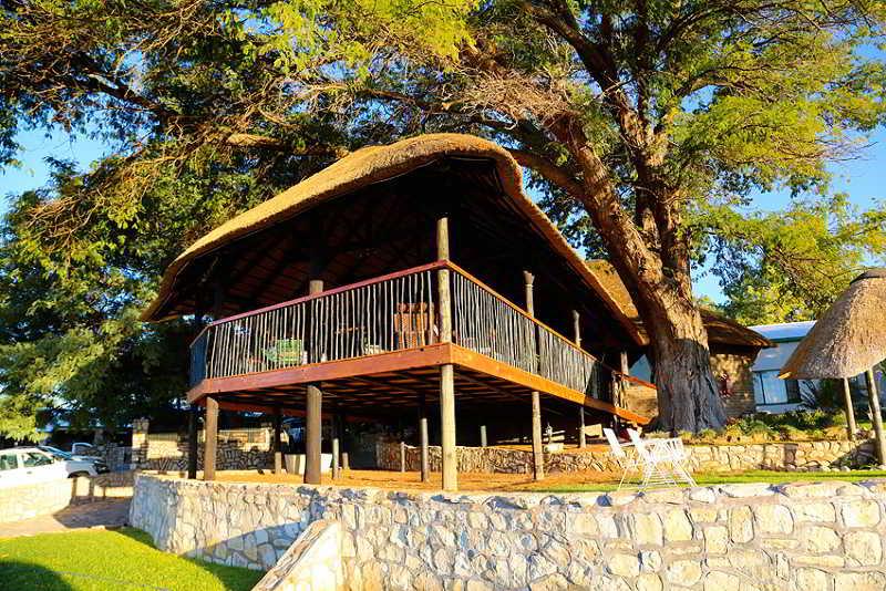 Viajes Ibiza - Stampriet Historical Guest House