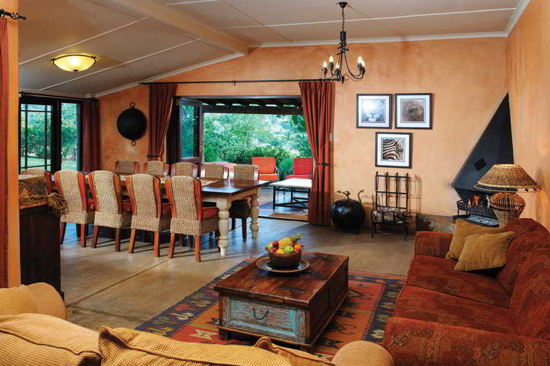 Kariega Game Reserve-The Homestead