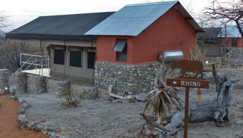 Uukwaluudhi Safari Lodge