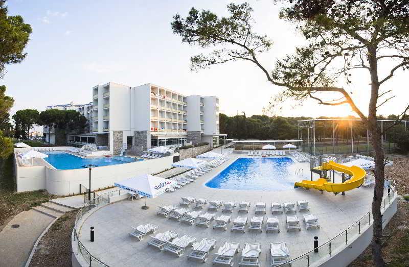 Hotel Adria in Zadar, Croatia