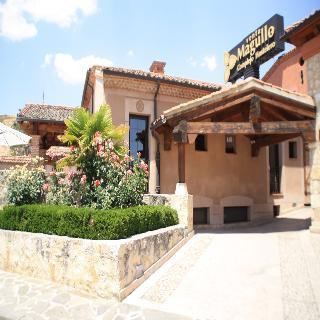 Venta Magullo Hotel gastrónomico