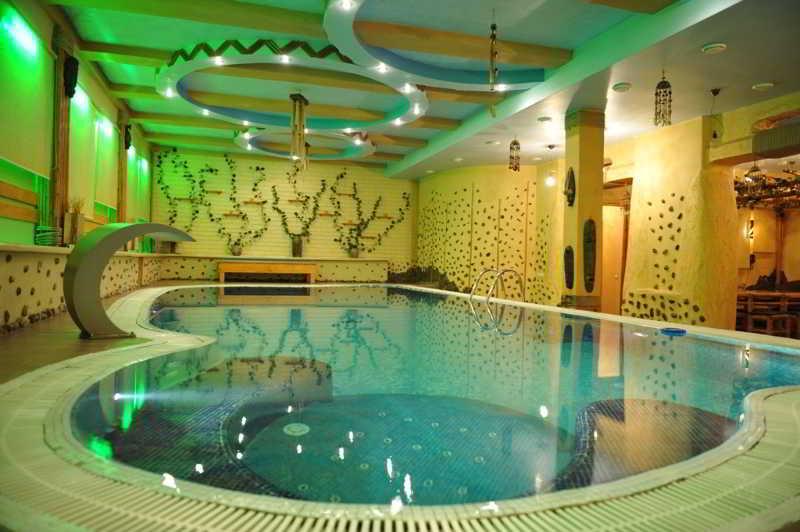 Bukovyna Hotel in Kiev, Ukraine