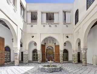 Palais Bahia Fes in Fes, Morocco