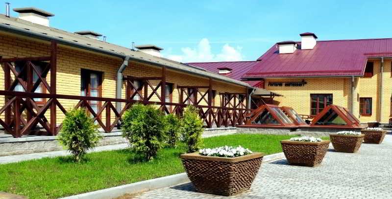 Monastyrski Hotel in Minsk, Belarus