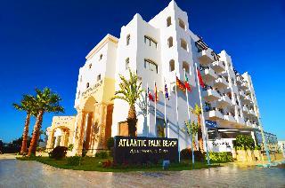Atlantic Palm Beach in Agadir, Morocco