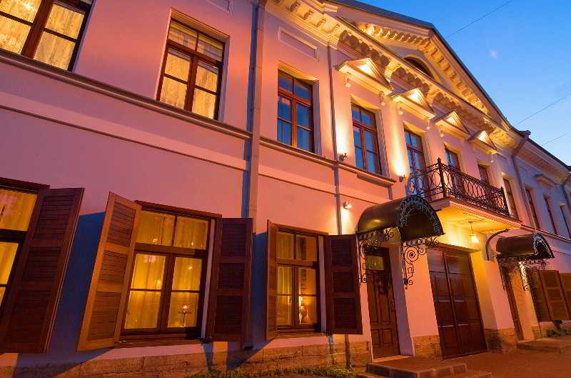 Alexander House in St Petersburg, Russia
